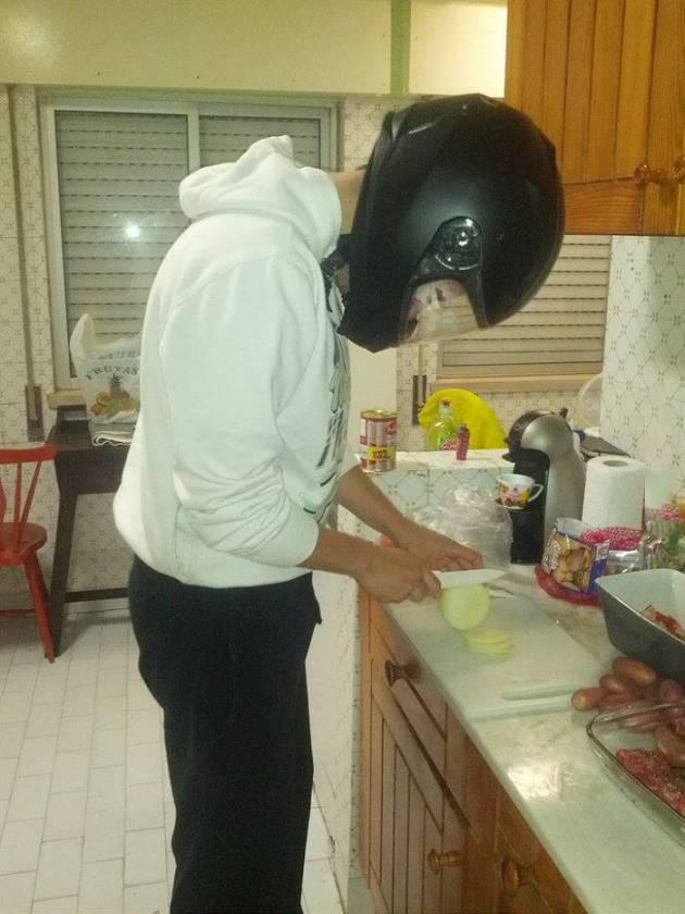Tu cum cureți ceapa?