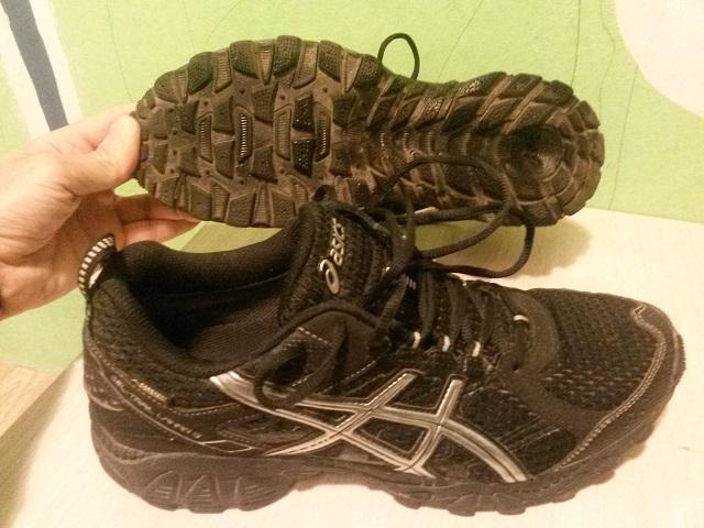 Для бега в межсезонье и зимой нужны специальные кроссовки!