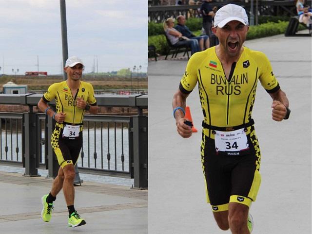Максим Бувалин, бег 21 км, #Termintorlar #Ironstar 113 Kazan 2016, 27 августа.