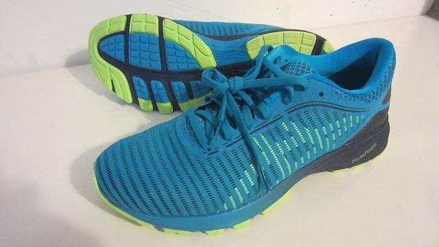 Кроссовки Asics DynaFlyte 2 для беговых тренировок на скорость