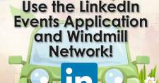 Going on a Business Trip? Use the LinkedIn Events Application and Windmill Network!