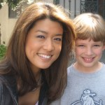 Grace Park & Maxim Knight