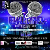 THE 6IX FEMALE CYPHER LIVE @ BIG TICKET JUNE 24TH