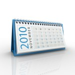 Looking Ahead – Marketing Calendar November 2010