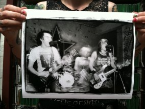 Witch Hunt - Nurnberg, Oct 2006 by Pat Baclet (9.5x12)