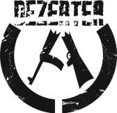 Dezerter logo karabin
