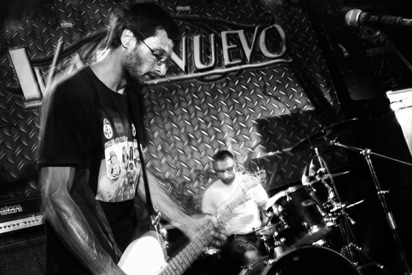 Good Good Things at Vadenuevo Moron in Buenos Aires, March 16, 2015. (photo by Cristian Roma)