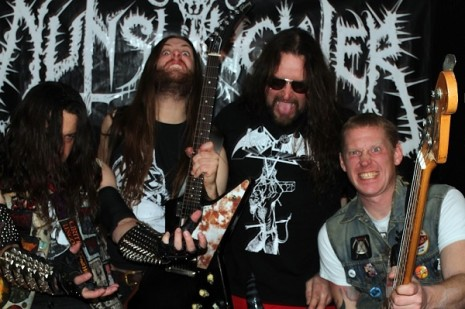 NUNSLAUGHTER (Rest In Power Jim Konya)