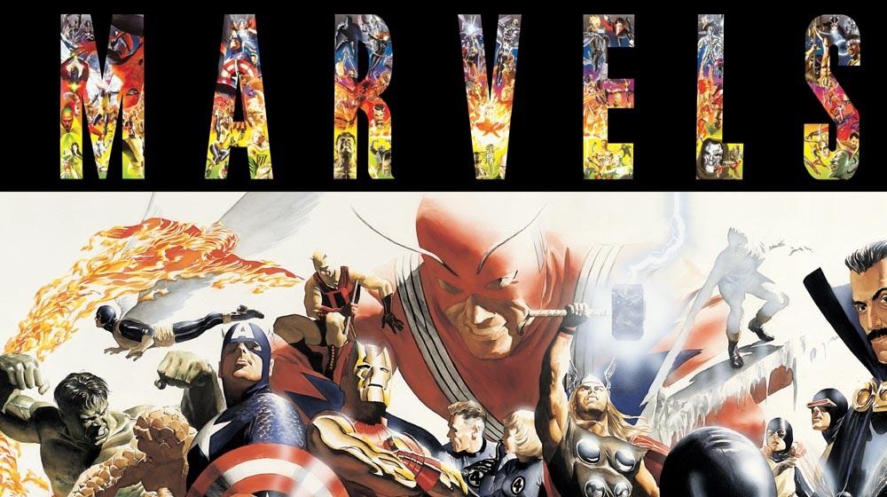 Resenha: Marvels