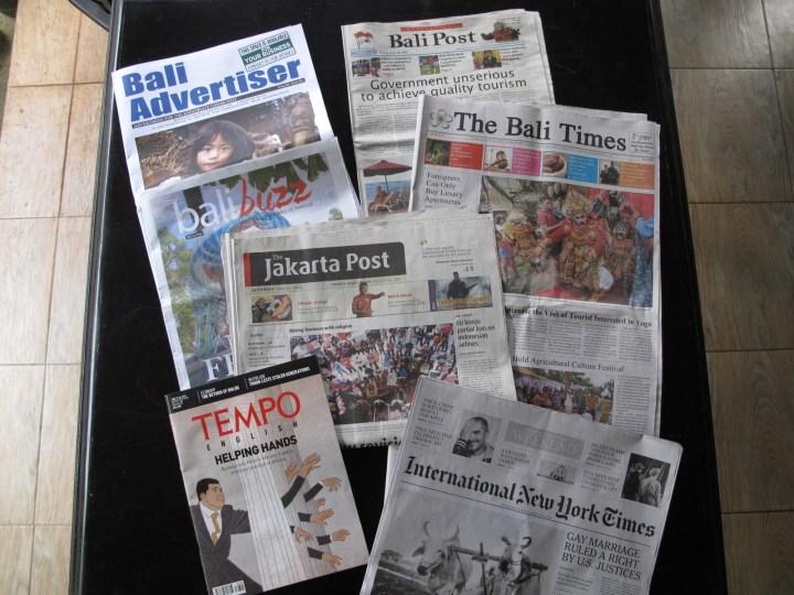bali-english-newspapers