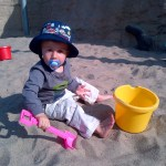 The smartest toddler on earth – and despite what his grandparents think, it's not my son.