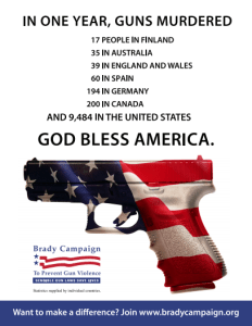 brady-campaign-god-bless-america-gun-violence