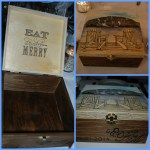 Custom Handmade Keepsake Box by ARicher Designs – Giveaway {World Wide}