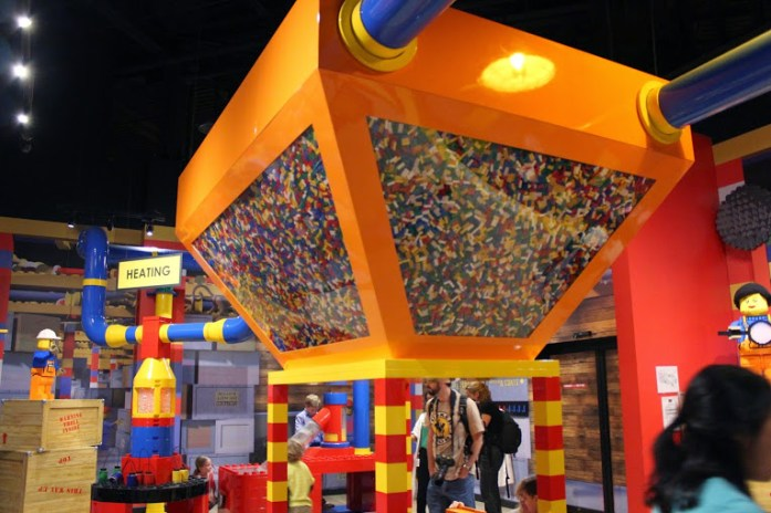 Everything is Awesome at LEGOLAND Discovery Centre Toronto