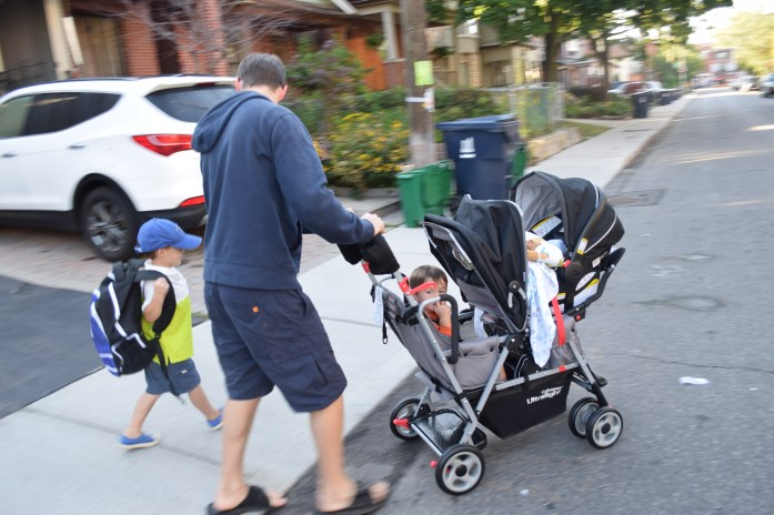 Joovy Caboose Too Ultralight Double Stroller – Review & Giveaway {Canada}