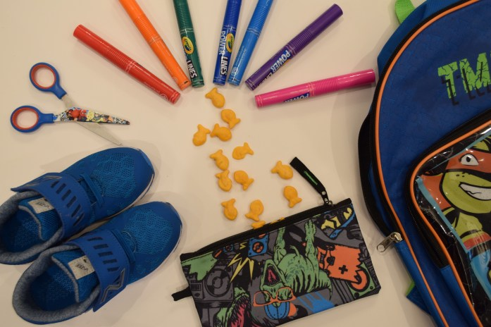 Helping your kids put their best foot forward in the new school year – A giveaway