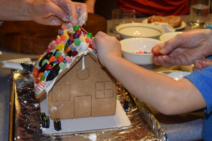 This holiday season, check out the Gingerbread Village!