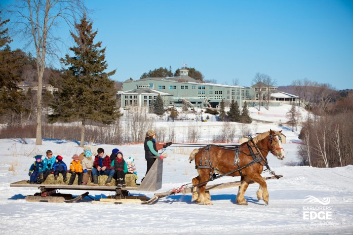 Stay at Deerhurst Over March Break. Discount Code Provided.