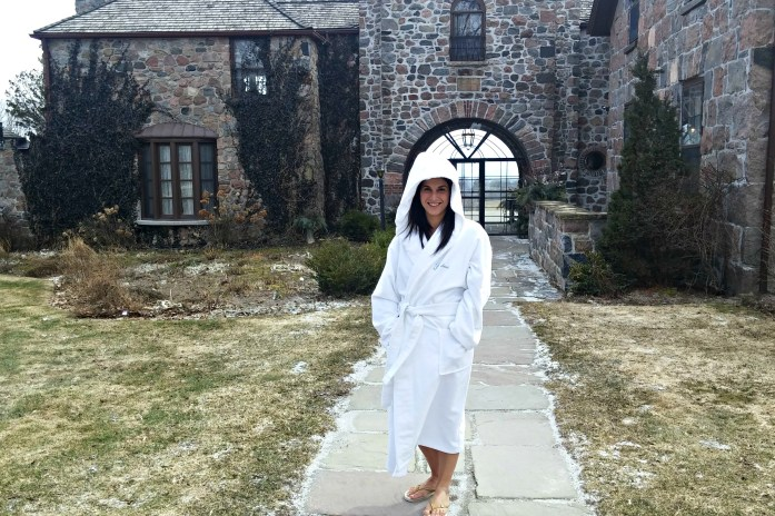 My visit to Ste. Anne's Spa with my mom & a GIVEAWAY!!!