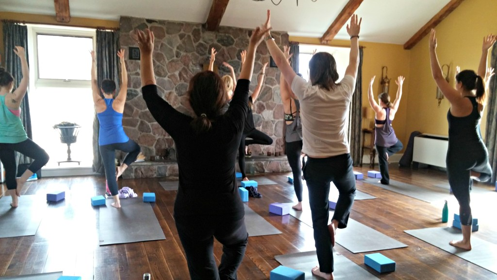 ste anne's spa yoga 1