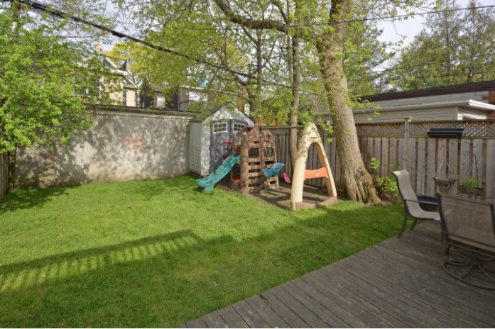 Spruce up your backyard with a few simple and budget-friendly changes