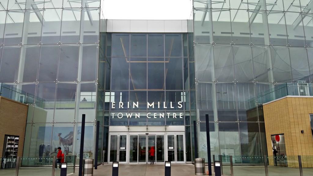 erin mills entrance