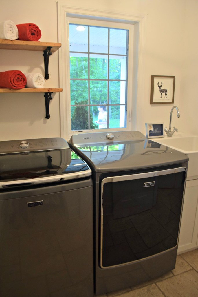 maytag laundry machines