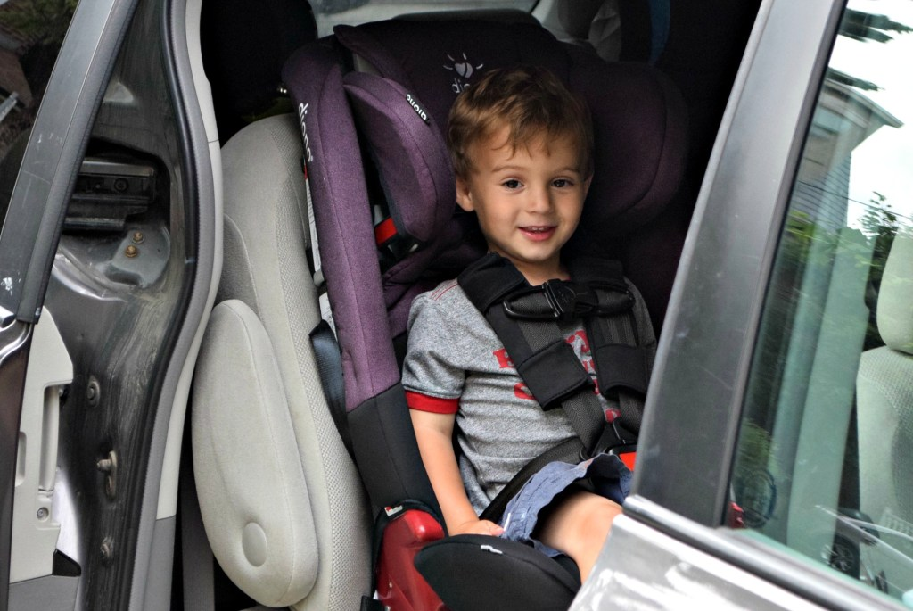 Diono car seat 1