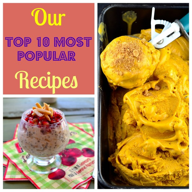 10 best recipes 2nd blogoversary