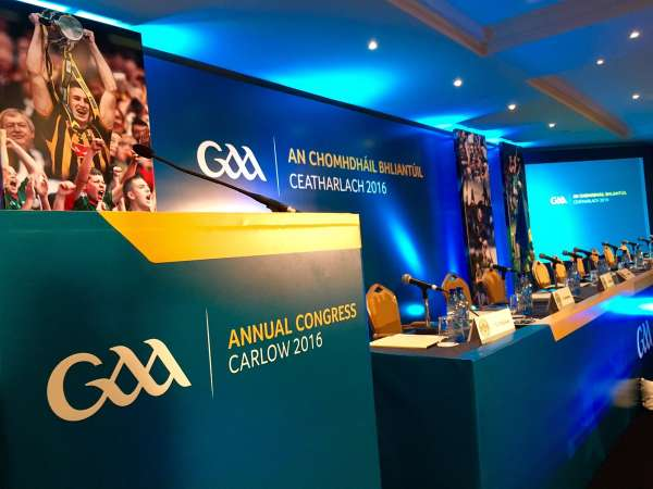 GAA Congress 2016