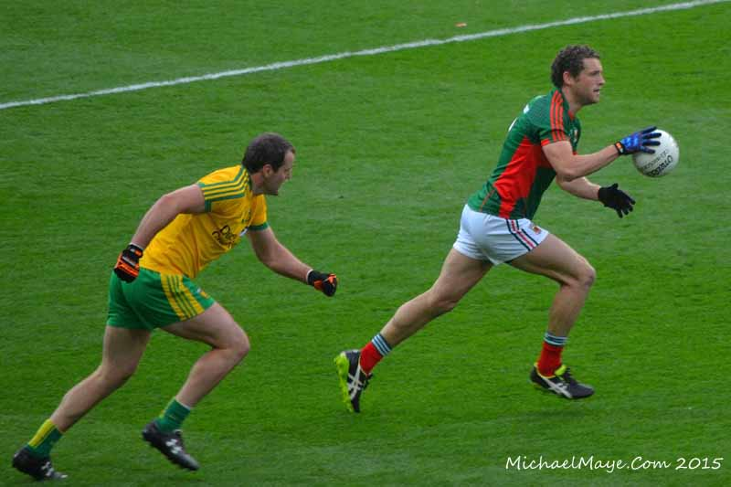 Heading for the Hills – it's back to Ballybofey