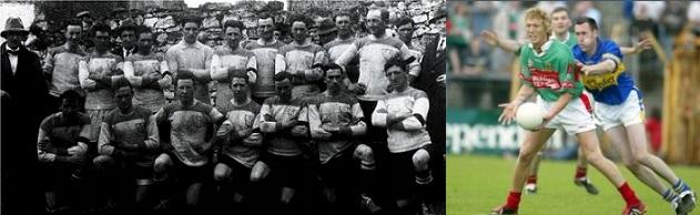 Mayo v Tipperary: A History
