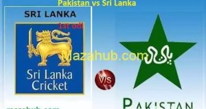 Pakistan vs Sri Lanka 1st ODI