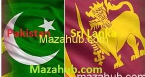 Pakistan vs Sri Lanka Cricket