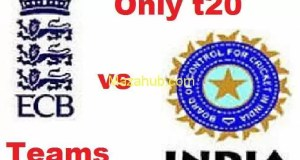 India vs England only t20
