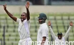 2nd test Bangladesh vs Zimbabwe
