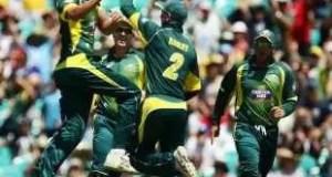 Australia vs England 1st Match Tri Series
