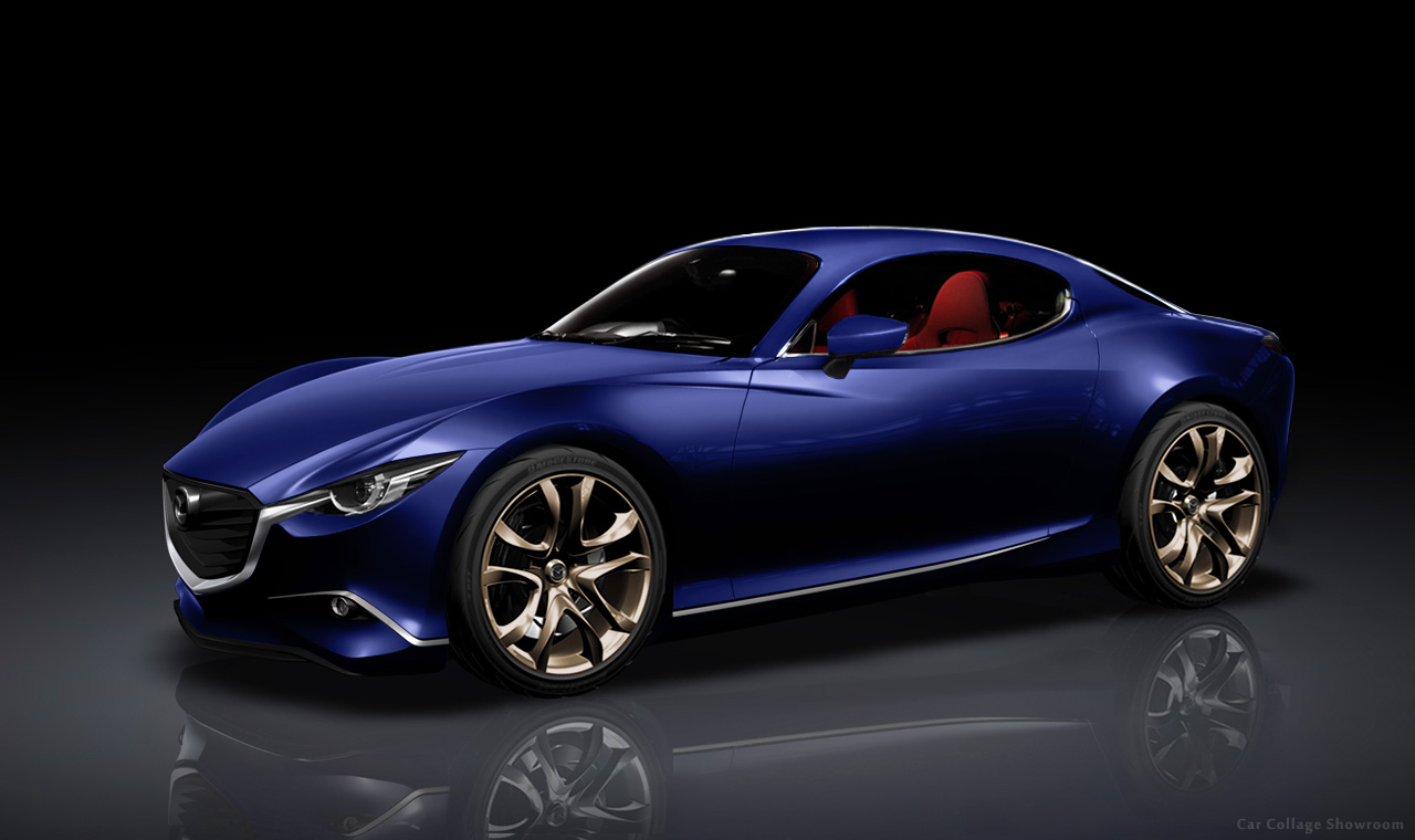 Mazda Rx 9 Concept In Our Subconscious Mind Mazdamovement