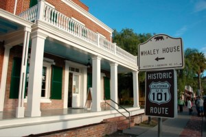 Whaley House in San Diego