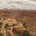 Canyonlands viewpoint
