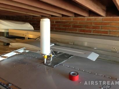 Airstream antenna