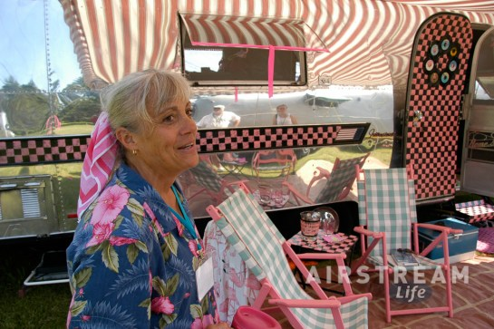 Gail Buck vintage Airstream