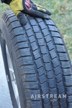 Airstream tire