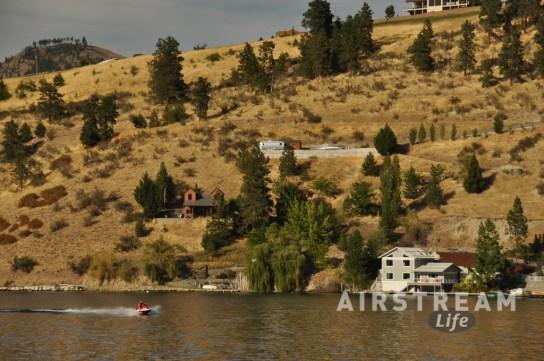 Lake Chelan Airstream