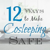 12 Ways to Make Cosleeping Safer