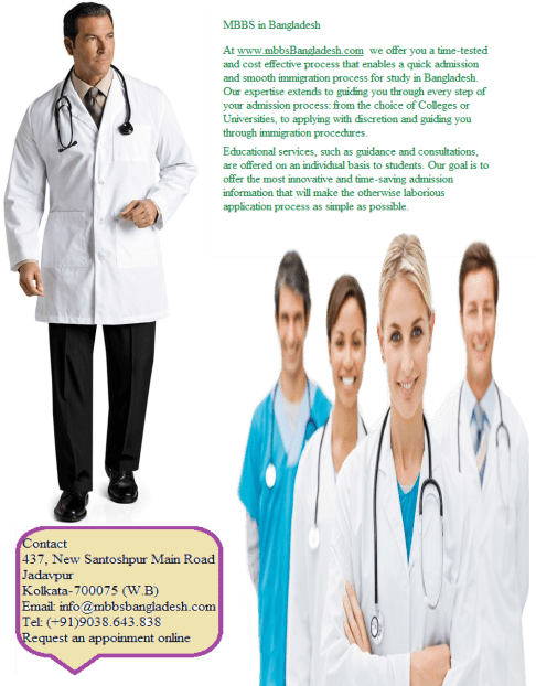 mbbs admission with lowfees in Bangladesh