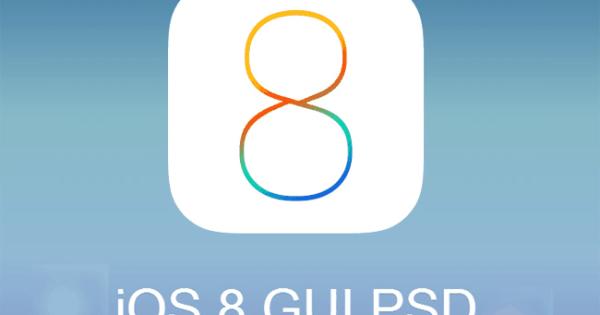 iPhone 6/iPhone 6 PlusやiOS 8、Apple Watchのモックアップ用PSD素材