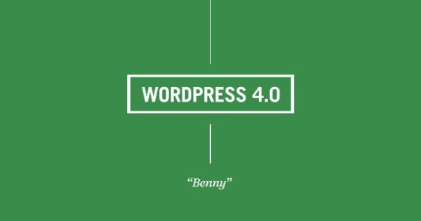 "WordPress 4.0 ""Benny""リリース! 新機能を早速試してみた!"