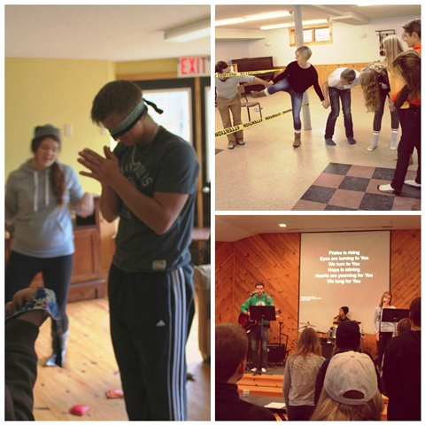 Team Building Activities For Youth Worship Teams