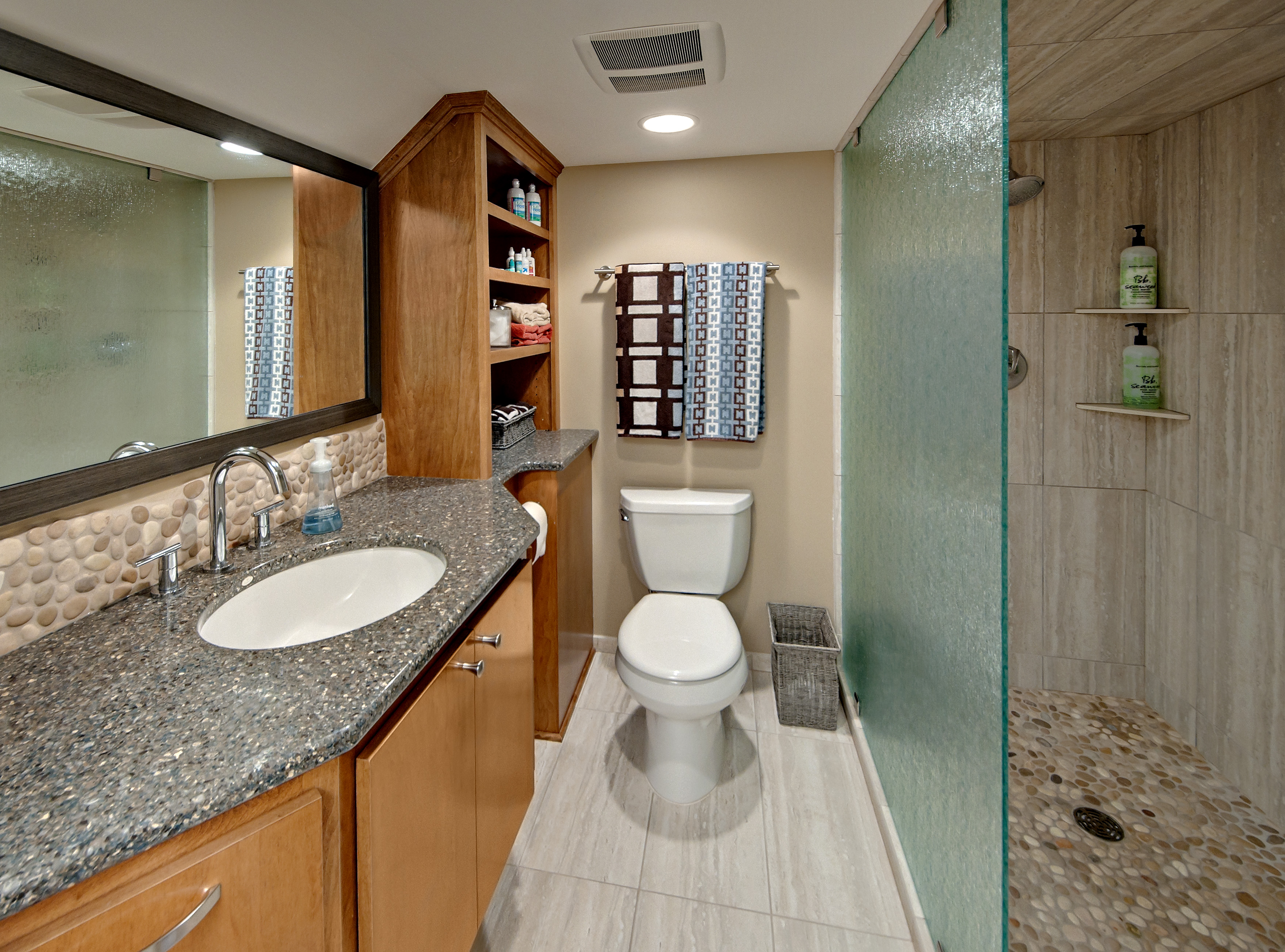 mbros kitchen and bath design North suburban bathroom insurance restoration